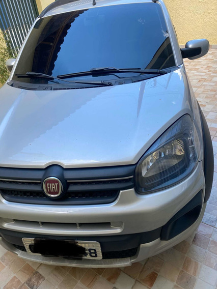 Fiat Uno 1.3 Way Flex 5p 2018