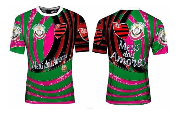 Camisa Mangueira Flamengo,exclusividade