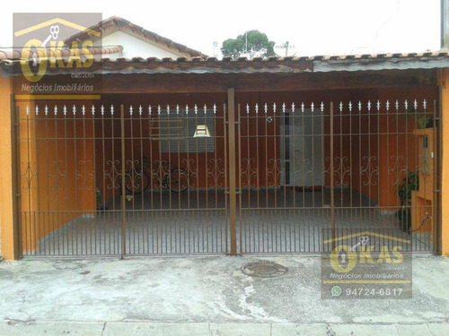 Imagem 1 de 10 de Casa À Venda, 50 M² Por R$ 300.000,00 - Residencial Colinas Do Aruã - Mogi Das Cruzes/sp - Ca0010
