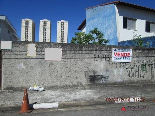 Imagem 1 de 6 de Terreno À Venda, 360 M² Por R$ 583.000,00 - Dos Casa - São Bernardo Do Campo/sp - Te0007