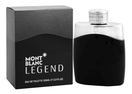 Perfume Locion Montblanc Legend 100ml I - mL a $674