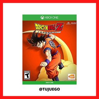 Dragon Ball Z Kakarot Deluxe Xbox One - Tujuego 100% Seguro