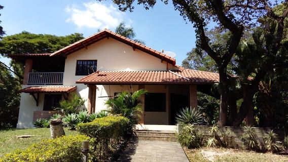 Sitio Com Linda Casa Colonial - Vista Magnifica Para Represa