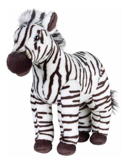 Pelúcia National Geographic Zebra 28 Cm Anti-alérgico