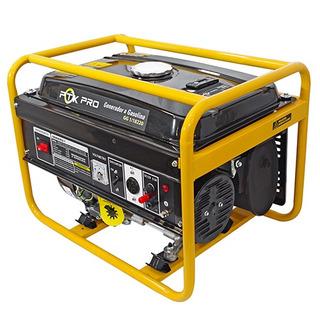 Generador A Gasolina 3.3 Kw Ptk Arranque Electrico