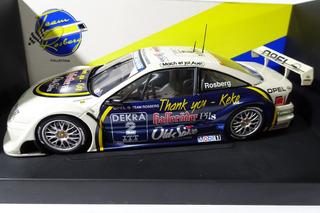 Opel Calibra V6 Bye Bye Keke Rosberg 1:18