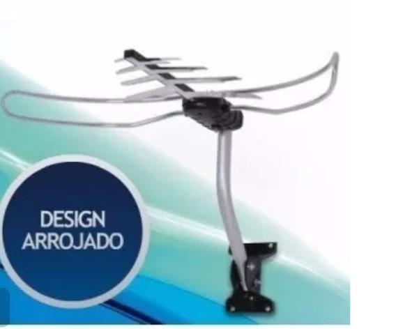 Antena Externa Digital Aquario Dtv 300+cabo+manual+suporte