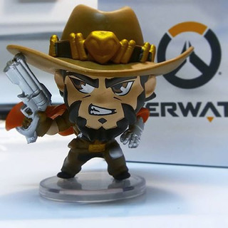 Overwatch Cute But Deadly Serie 3 - Envío Gratis