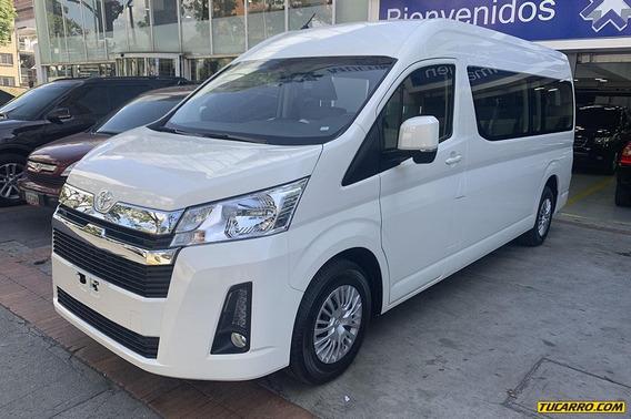 Toyota Hiace Gl-multimarca