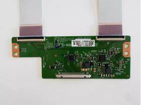 Placa T-con C/ Flats Lg 49lw300c Ou 49lh5700 - 6870c-0532b