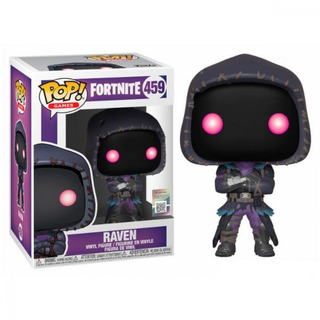 Muñeco Funko Pop Fortnite Raven 459 Original!!
