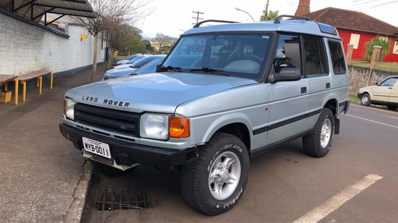 Land Rover Discovery 1 Tdi