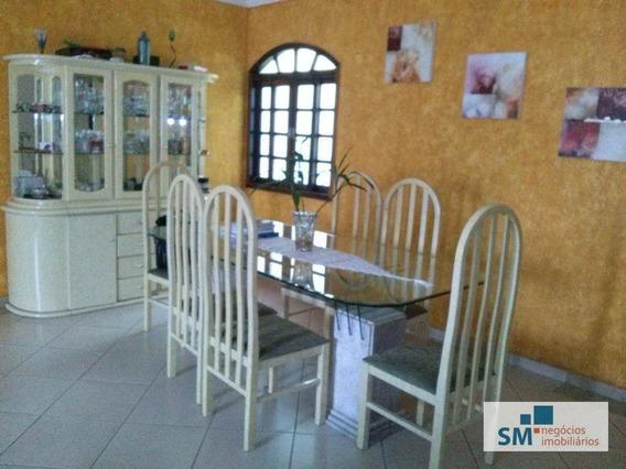 Sobrado Residencial À Venda, Vila Camilópolis, Santo André. - So0088