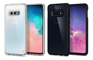 Capa Spigen Ultra Hybrid Galaxy S10 S10e S10+ Plus Original