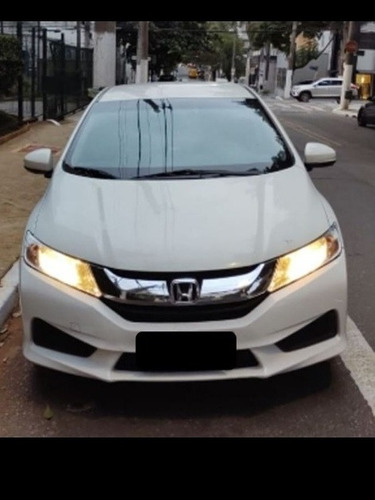 Honda City 2016 1.5 Lx Flex Aut. 4p