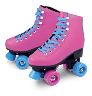 Patines Quads Retro Roll By Chicago Super Oferta