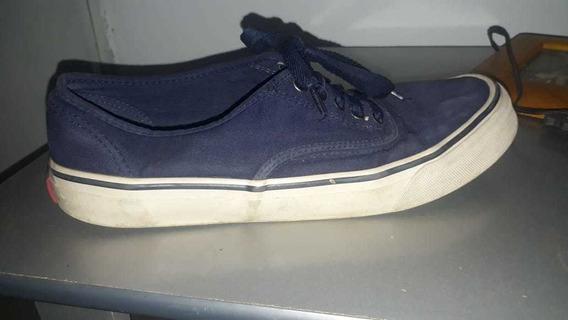 Zapatillas Azul Hombre