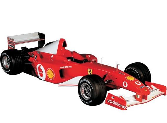 Ferrari Collection - 1/43 - Ferrari F2003-ga Eaglemoss Ed.76