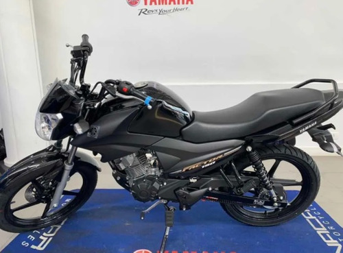 Imagem 1 de 4 de Yamaha Factor 150 Preta 2022