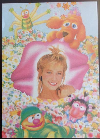 Lote De Papéis De Carta Anos 80/90 Love Print E Variados