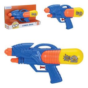 Pistola Lança Água Meu Malvado Favorito