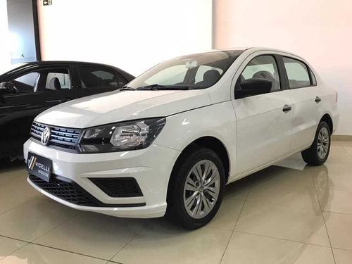 Imagem 1 de 15 de Volkswagen Novo Voyage 1.6 2019