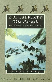 Okla Hannali - Lafferty, Raphael Aloysius