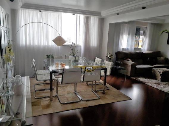 Apartamento Com 2 Dormitórios À Venda, 110 M² Por R$ 650.000,00 - Vila Regente Feijó - São Paulo/sp - Ap2032