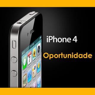 iPhone 4 Excelente Estado Super Novo Perfeito