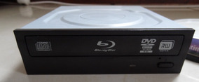 Gravador De Blu Ray Lite-on Ihbs112 - Acompanha Mídia