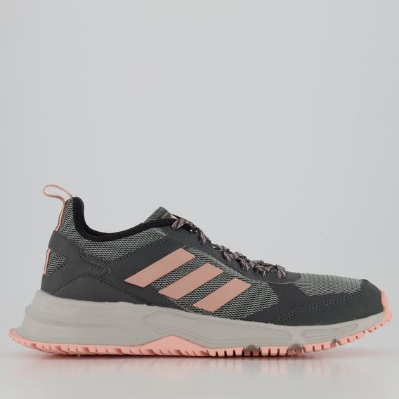 Tênis adidas Rockadia Trail 3.0 Feminino Cinza