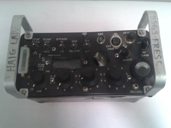 Receptor Frequência Rádio Advanced Telemetry System