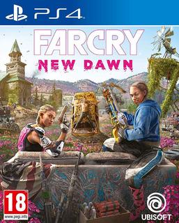 Far Cry New Dawn Eu Ps4 Nuevo Fisico Sellado Envio Gratis