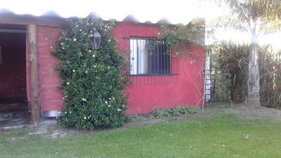 Casa En Alquiler Temporada En Colonia Del Sacramento