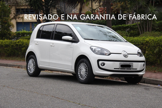 Volkswagen Up Move Imotion 2017