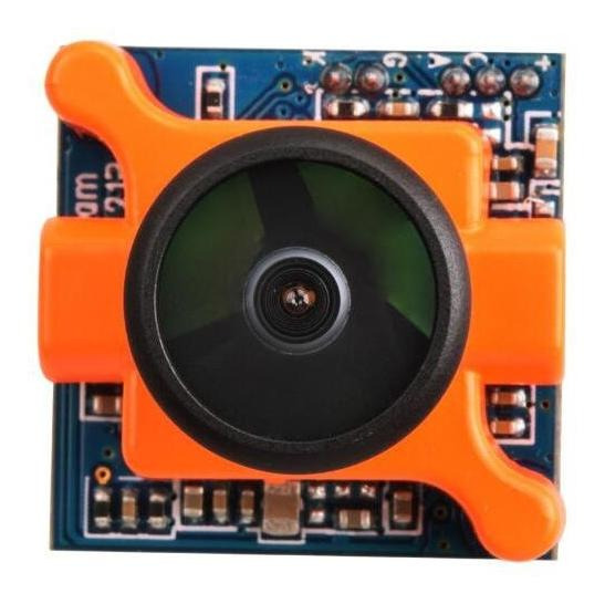 Fpv Mini Câmera Hd 700tvl 1/3 Sony 2,1mm Frame Qav 250 Cc3d
