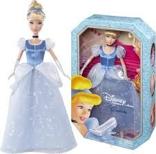 Disney Signature Collection Mattel Cinderela/ Novo