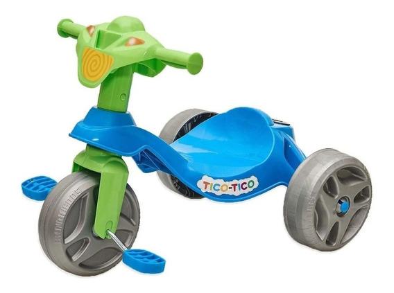 Velotrol Infantil Motoca Tico Tico Para Diversão Da Criança