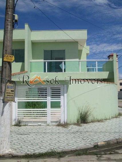 Casa Com 2 Dorms, Gaivotas, Itanhaém - R$ 260.000,00, 85m² - Codigo: 26 - V26