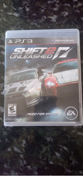 Shift 2: Unleashed P/ Ps3 Completo