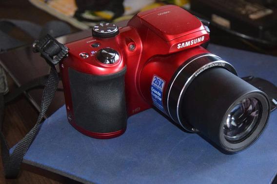 Câmera Samsung - 16.2 Mega Pixels, Semi Profissional.