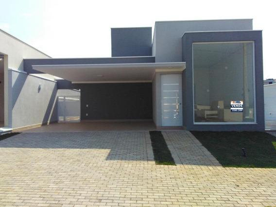 Casa À Venda, 3 Quartos, 4 Vagas, Residencial Lagos Dicaraí - Salto/sp - 10778
