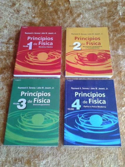 Princípios De Física ( Raymond A. Serway ) Volumes 1 2 3 4