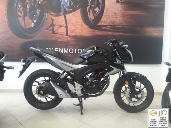 Cb 160 Std/dlx Negra Honda