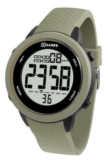 Relógio X-games Masculino Xmppd472 Bxex C/ Garantia E Nf