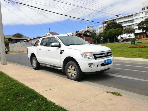 Ford Ranger 2.5 Xlt 2012