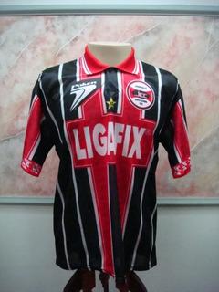 Camisa Futebol Joinville Sc Poker Jogo Antiga 1999