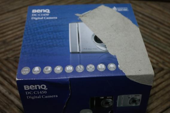 Camera Benq 14mp C1450 Conserto Ou Peças - Dalfunz