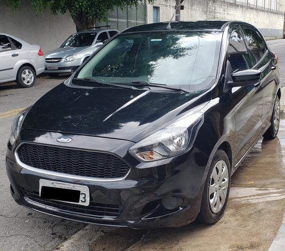 Ford Ka 1.0 Se Flex 5p Hatch