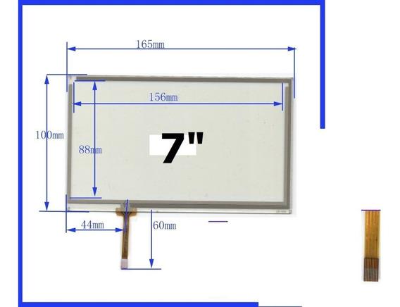 Tela Touch Screen Pioneer Avh3880 Avh3850 Avh3800 Avh 3880